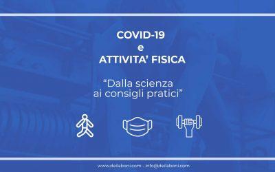 COVID-19 E ATTIVITA' FISICA